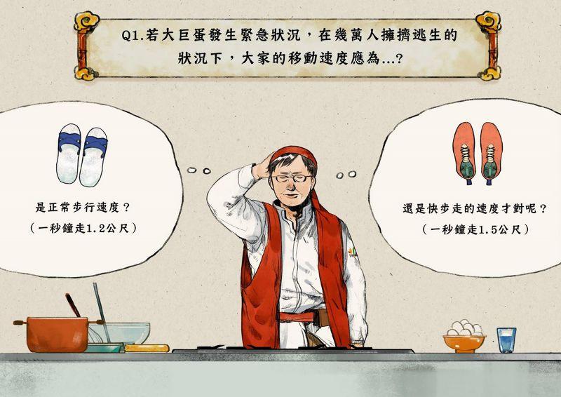 1E台北市長柯文哲在臉書上化身「小當家」,請大家提出大巨蛋解決方案。(取自柯文哲臉書) (複製).JPG