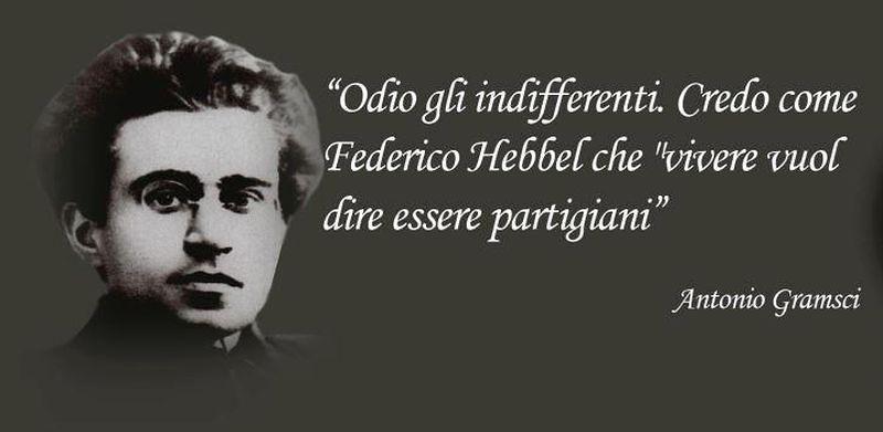義大利共產黨創黨人葛蘭西(Antonio Gramsci)