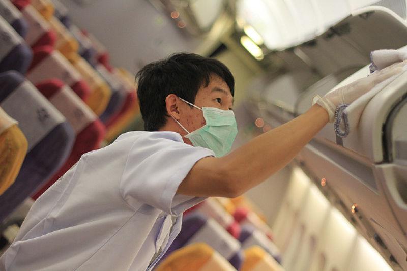 泰國18日證實出現首例感染MERS病患。(取自TIME)