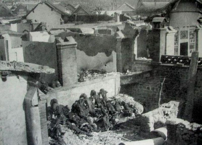 衡陽守城 47天,是對日抗戰期間最慘烈的城市保衛戰。