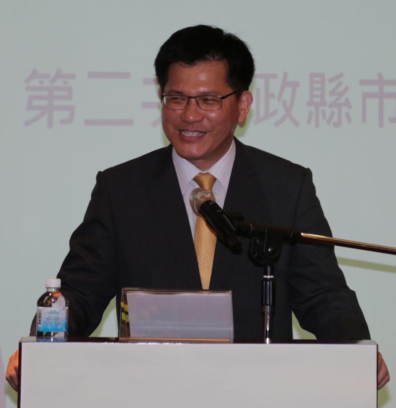民進黨第二次執政縣市首長會議 YCW_3825_林佳龍(余志偉攝)