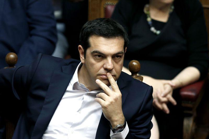 希臘總理齊普拉斯。(美聯社)