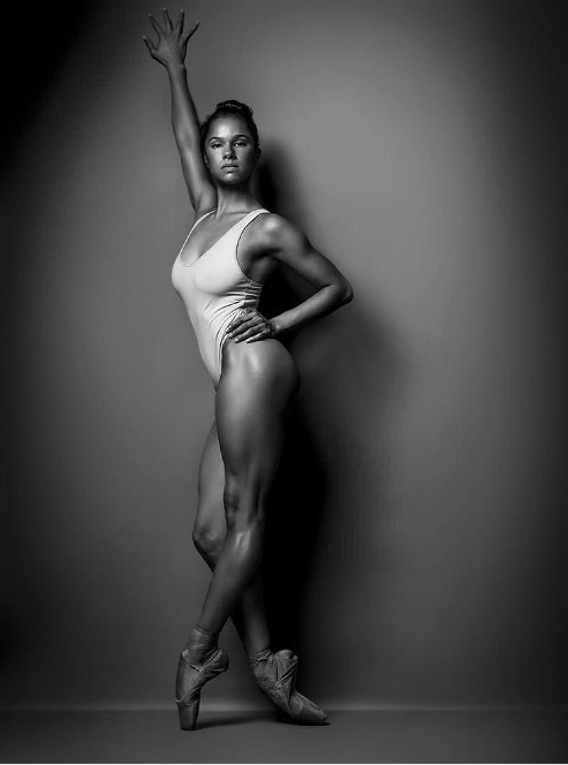 曾經柯普蘭因為膚色讓她四處碰壁,但現在卻因為膚色,使她為芭蕾舞界添上歷史的一頁。(取自van698論壇)
