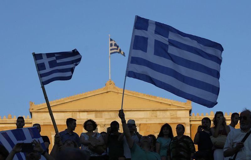 希臘政府所持現金無多。(美聯社)
