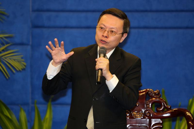 20140212-SMG0019-015-王郁琦南京大學演講,王郁琦-余志偉攝.jpg