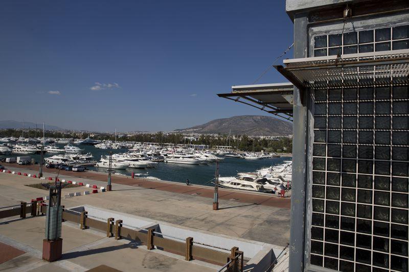 希臘港口私有化也列在新的撙節計畫中。(美聯社)