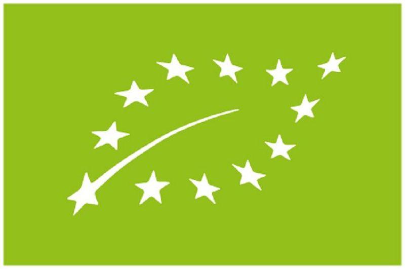 歐盟有機認證標章。