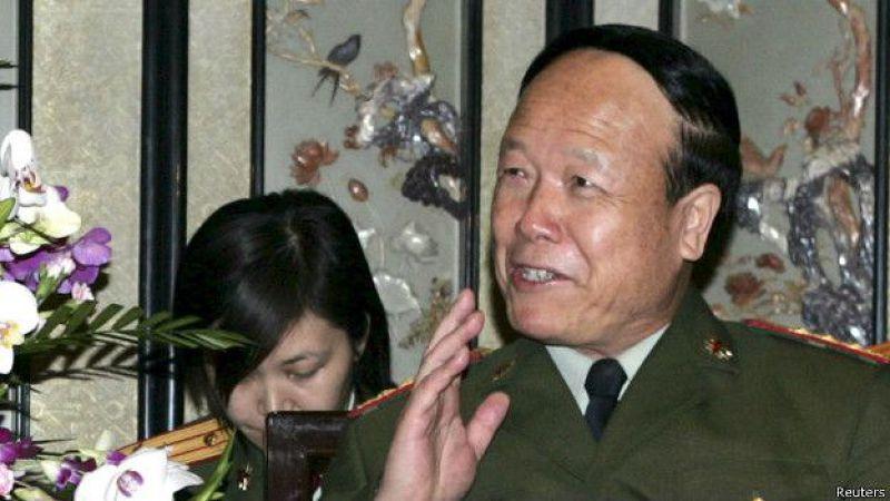 擁有上將軍銜的郭伯雄是習近平反貪腐過程中被處理的最高階軍官。(BBC中文網)