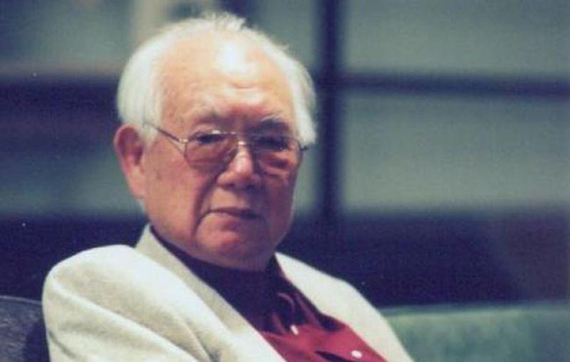 被譽為「台灣合唱之父」的呂泉生。(維基百科)