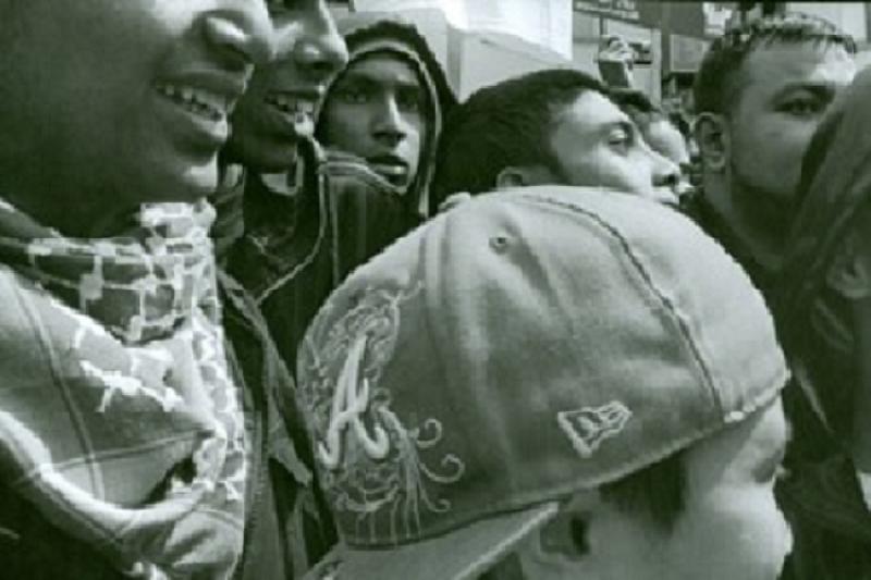 遺忘的倫敦歷史﹕亞裔移民反種族主義活動﹐Altab Ali Park (WAGED LONDON by Larry Herman 提供)