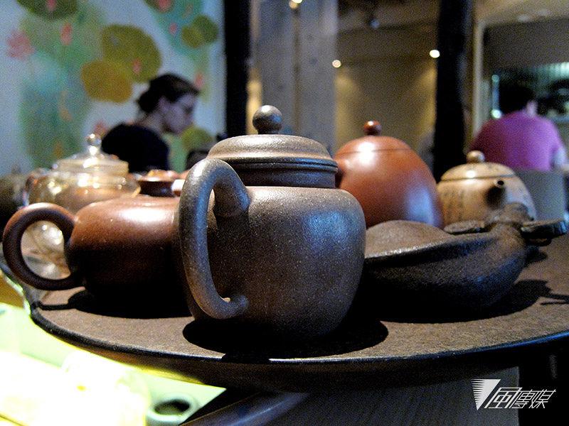 Yam'Tcha的中國茶具