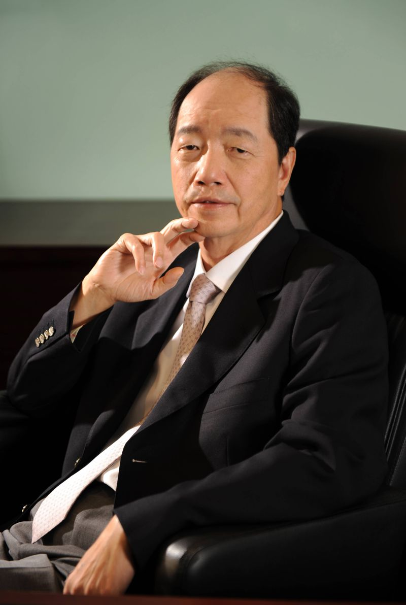 日月光董事長張虔生。(取自台灣永續能源研究基金會)