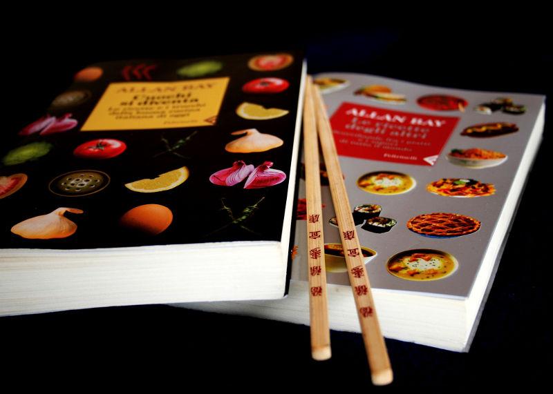 烹飪書店是難得一見的美食主題書屋 圖/ Stefano Mortellaro@Flickr https://goo.gl/Rz2qO2