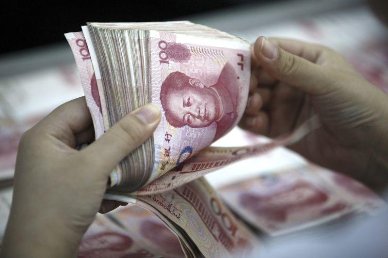 中國經濟(美聯社)