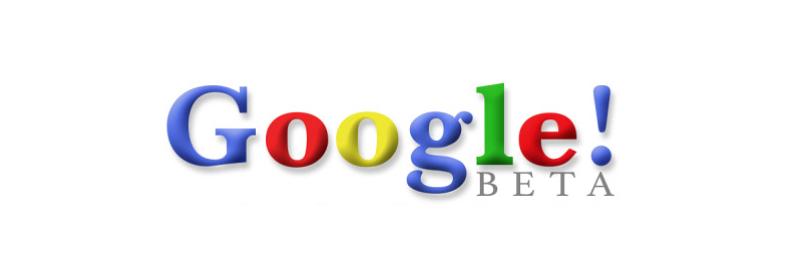 Google 的網址改為 google.com,並向全球使用者公開測試版本。(1998年9月)