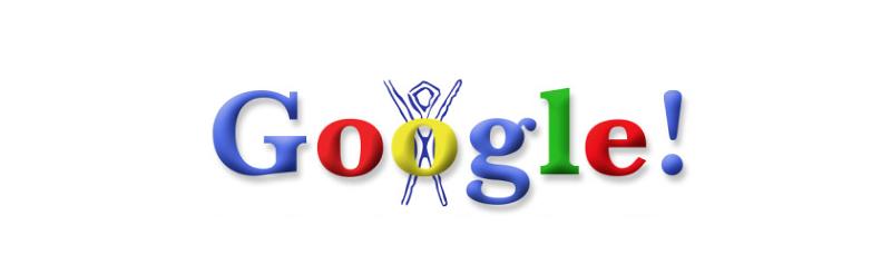 Google 創辦人在參加火人祭 (Burning Man) 時製作了第一個 Doodle,讓使用者知道他們目前「不在辦公室」。(1998年8月30日)