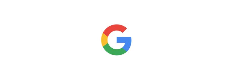 Google的新Logo之一:四色字母G。