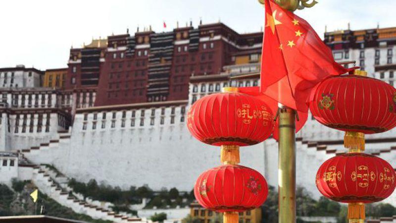 今年是西藏自治區成立50週年。(BBC中文網)