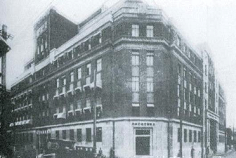 1915年成立於寧波路8號的上海商銀,是中國傳奇銀行家陳光甫的一生志業。