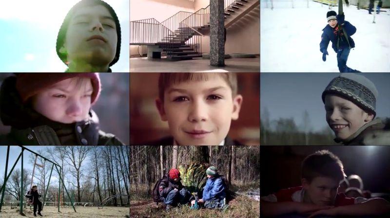 不再是上街遊行或募款,換個創意,用電影的角度去講述孤兒問題(圖/影片截圖)