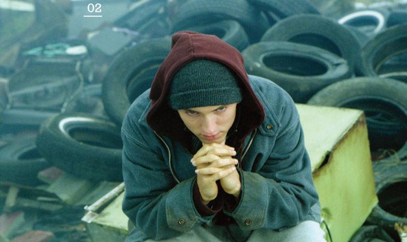 電影《街頭痞子》劇照。