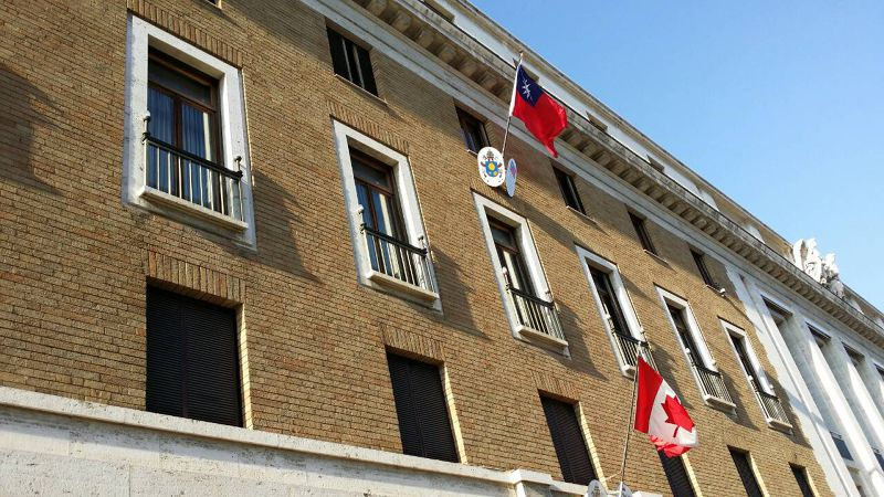 我駐教廷大使館。(取自網路).JPG