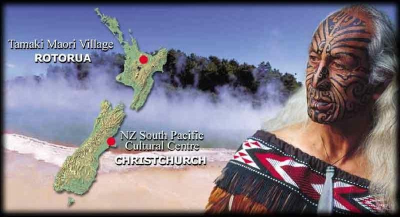 紐西蘭的毛利人也是波里尼西亞的一支。
