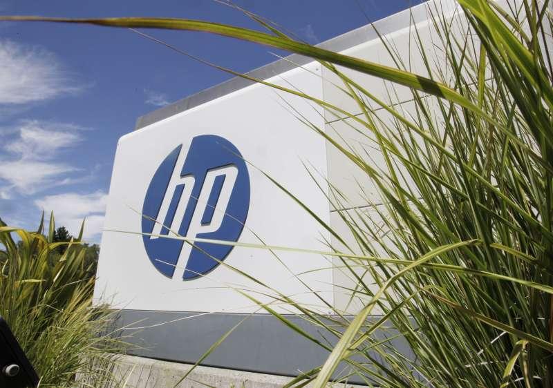 美國資訊科技業鉅子惠普(Hewlett-Packard,HP)(美聯社)