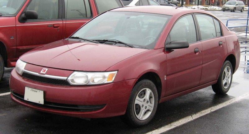 通用汽車的Saturn Ion(維基百科)