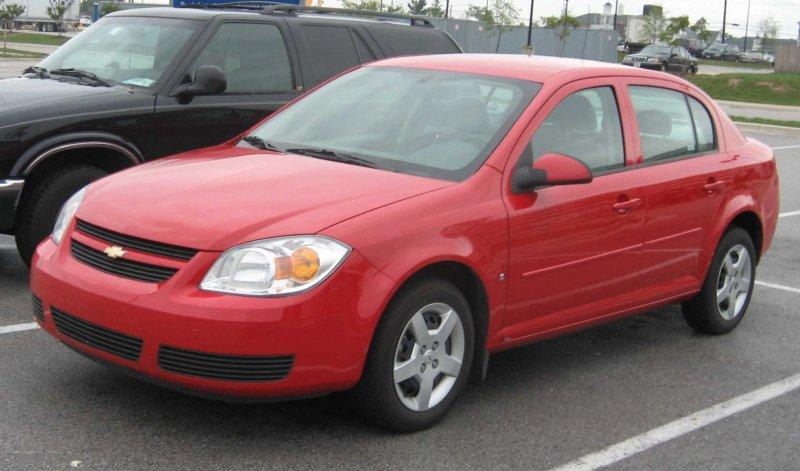 通用汽車的Chevrolet_Cobalt(維基百科)