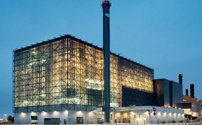 瑞典垃圾能源廠