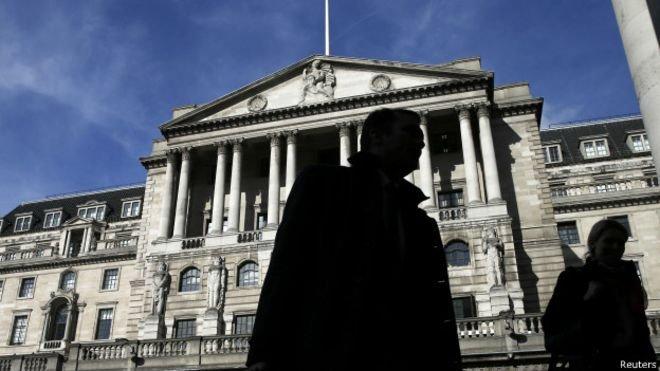 英國央行首席經濟學家安迪·霍爾丹說,英格蘭銀行下一步為了對付低通脹,不僅不會升息還可能降息。(BBC中文網)