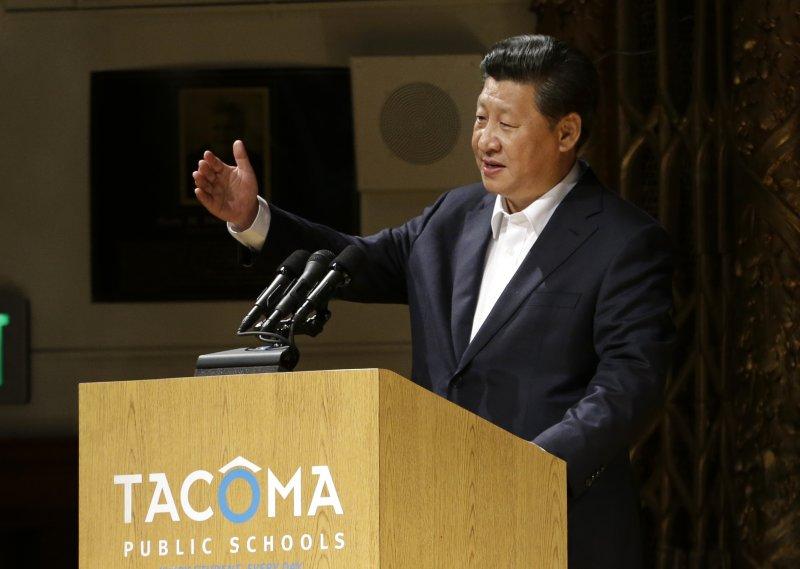 中國國家主席習近平正在美國進行訪問(美聯社)