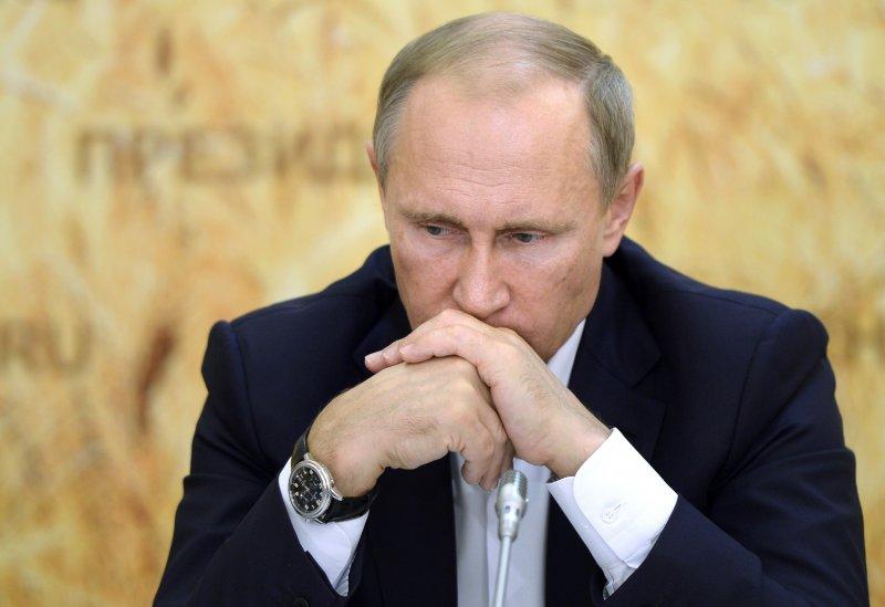 俄羅斯總統普京宣布,俄羅斯加入打擊伊斯蘭國的行列。(美聯社)