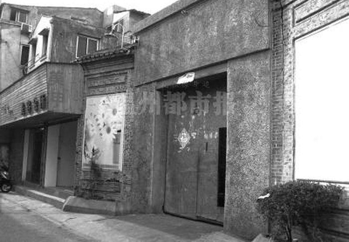 張愛玲胡蘭成散步過的溫州小巷弄。(溫州都市報/作者提供)