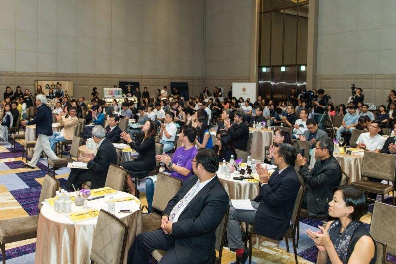 2015文化創意產業100大獎活動開場滿座盛況(圖/La Vie)