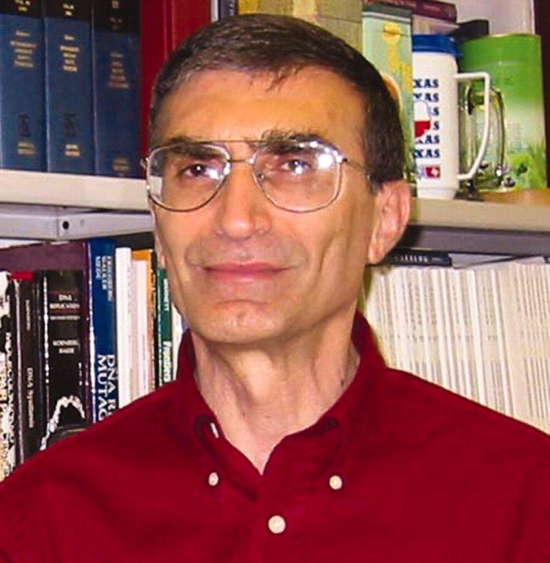 2015年諾貝爾化學獎得主桑卡爾(Aziz Sancar)