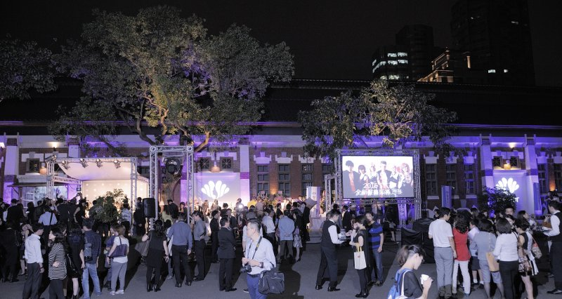 上篇 1 - 初秋的華山1914文化園區,現場滿滿的嘉賓都是為了見證法式頂級美學交流髮型秀而來.jpg