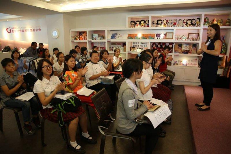 第13屆Formosa女兒獎為響應台灣女孩日,於11日舉行頒獎典禮。(取自勵馨基金會臉書)