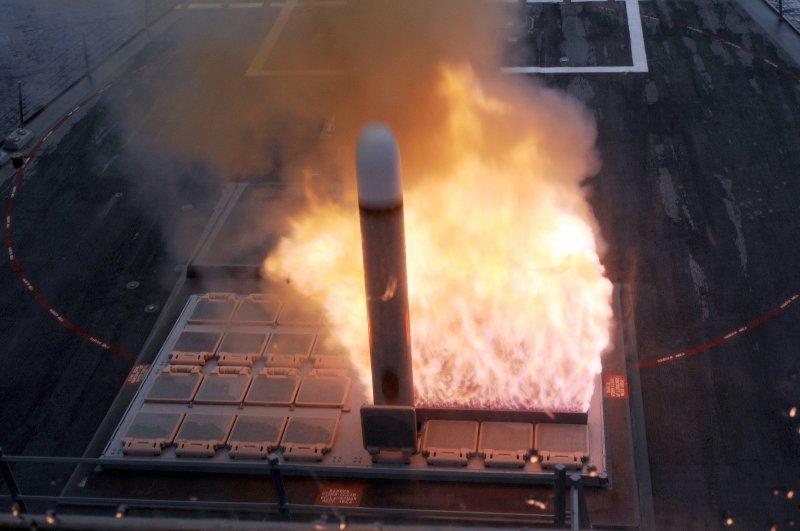 MK-41垂直發射系統。(取自維基百科)