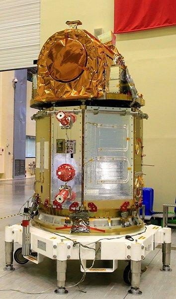 福衛5號(取自國家太空中心)