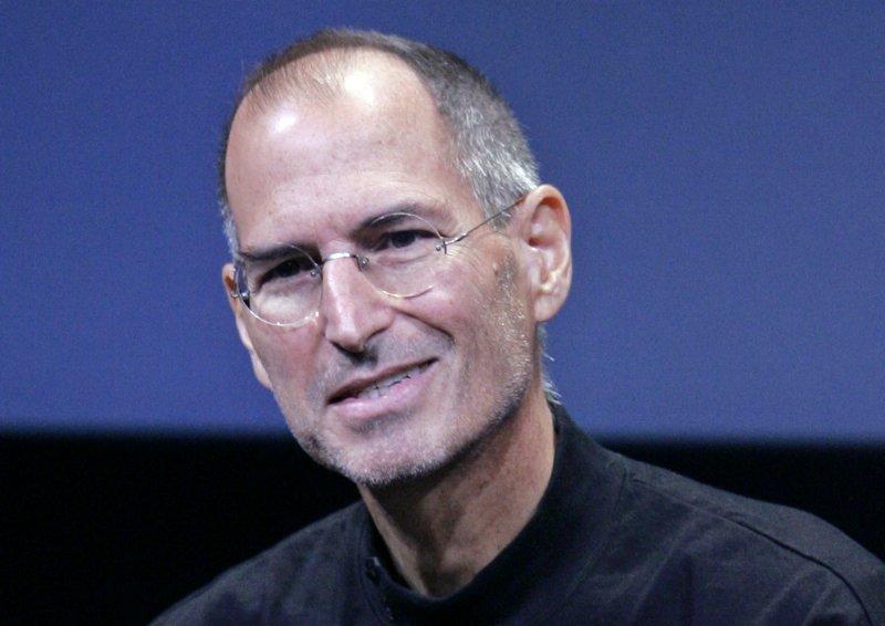 蘋果共同創辦人賈伯斯(Steve Jobs)(美聯社)