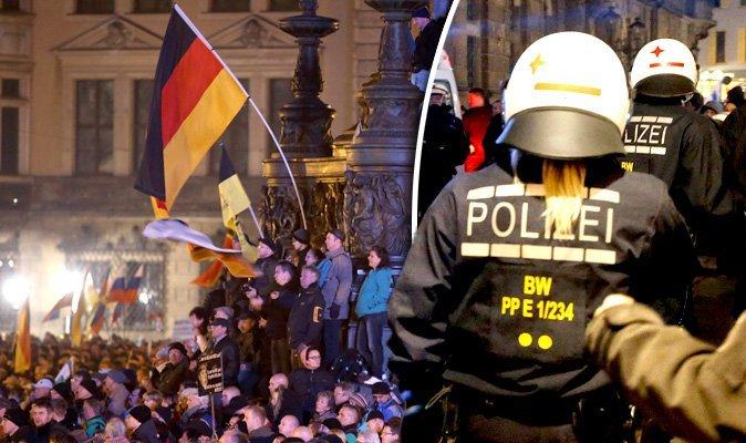 歐洲難民潮》難民潮撼動上層政治結構 歐盟治理困境即將來臨。(取自網路)