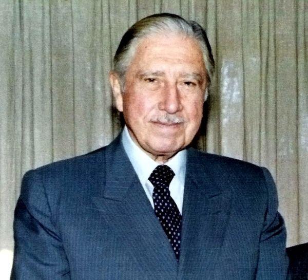 智利獨裁者皮諾契。(衛城提供)