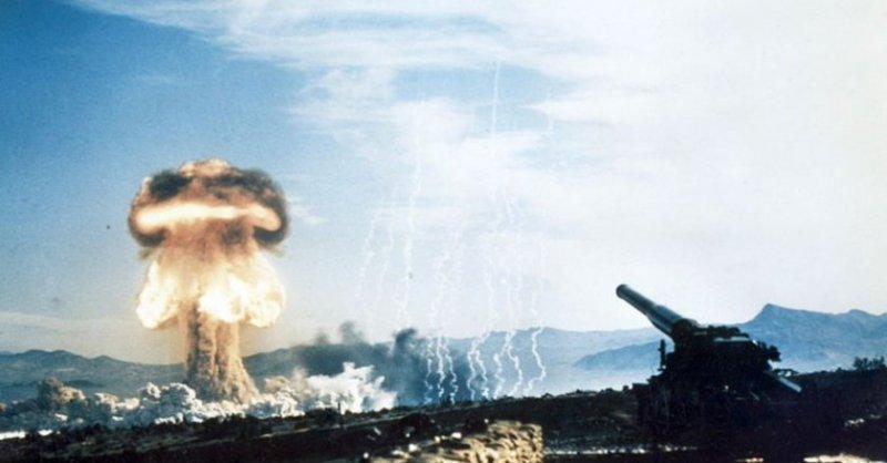巴基斯坦為防禦印度攻擊,宣稱不排除使用小規模核武。(取自推特)