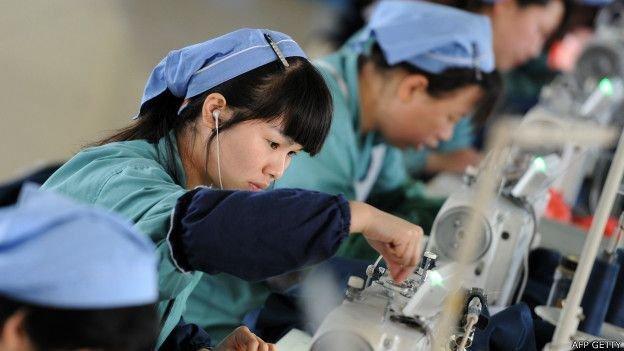 十三五規劃將給未來五年中國經濟確定方向。(BBC中文網)