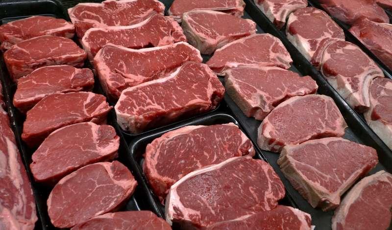 紅肉、加工肉品有致癌風險(美聯社)