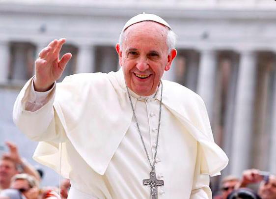 教宗方濟各:「如果有人是同性戀,且能心懷良善追尋上帝,我有什麼資格去論斷(Who am I to judge)?」