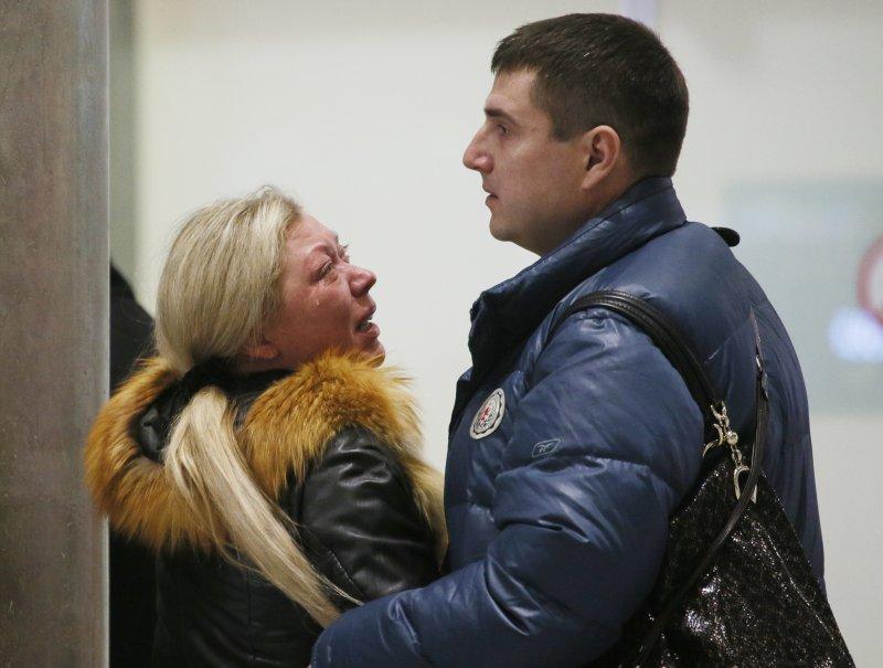 俄羅斯客機墜毀埃及西奈半島,乘客家屬悲慟(美聯社)