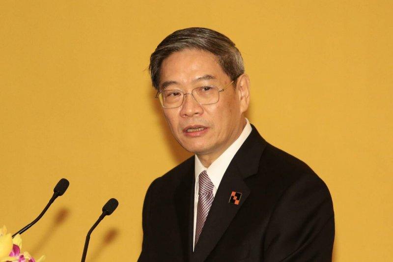 馬習會之後,中方記者會由國台辦主任張志軍代表發言。(顏麟宇攝)